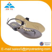 free sample china wholesale fashion lady shoes sandals