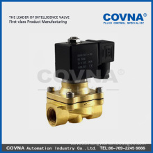 Low Pressure Solenoid valve with direct lifting diaphragm construction for vacuum valve