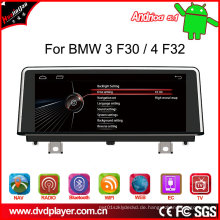 """Auto MP3 Player 10.25 """"Android4.4 Telefonverbindungen für BMW 3/4 / F30 / F32 Radio GPS Navigatior OBD"""
