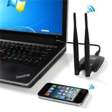 O mais vendido ORICO RA18 150M USB dual antenna WIFI adaptador sem fio