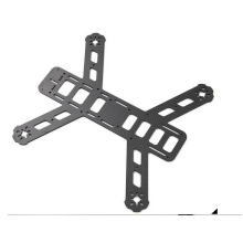 Good Quality for OEM Carbon Fiber Components Carbon Fiber Quadcopter Frame CNC Cutting supply to Spain Wholesale