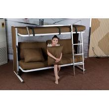 Crianças beliche sofá-cama dobrável de ikea (f138-b)