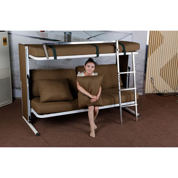 Children Bunk Folding Sofa Bed From Ikea (F138-B)