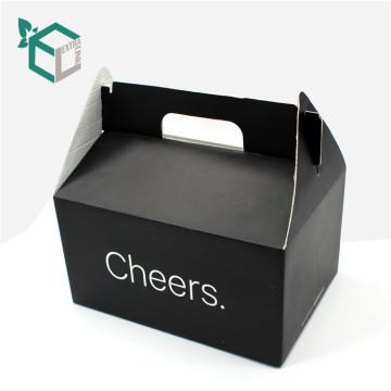 Caja de torta exquisita modificada para requisitos particulares venta caliente de Alibaba