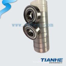 Haute performance riche en stock Roulement miniature à billes 674 ZZ fabriqué en Chine