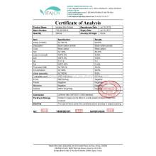 Grade Alimentar NO GMO ISP Isolado Proteína de Soja para Nutrição Esportiva CAS # 9010-10-0