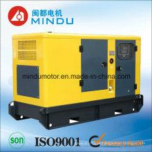 Set de generador de energía diésel Weichai de 140kVA con menos combustible
