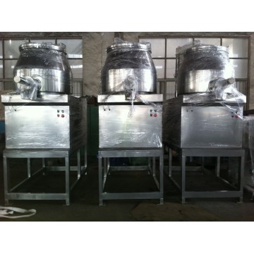 high speed mixing granulator with wet granule