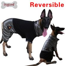 Spezielle High-Tech-Wärme Refective Warm Large Dog Jump Anzug