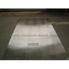 Explosive Welded Monel400+SA516 Gr60 Clad Metal Plate