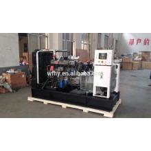 Tipo abierto generador diesel 120kw