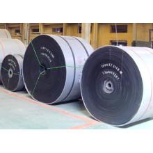 DIN22102 K qualité ignifuge bande transporteuse