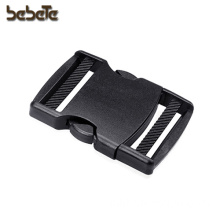 Manufacture 60mm Plastic Buckle For Lugguage Bag, Big Plastic Release Buckle