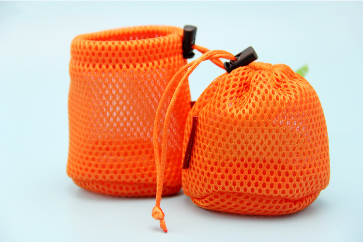 Custime Style Mesh Pouch