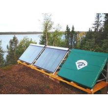Solar air heater collector