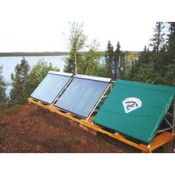 Solar Lufterhitzer Kollektor