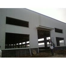 Steel Structure Prefabricated Workshop Construction (KXD-SSW1422)