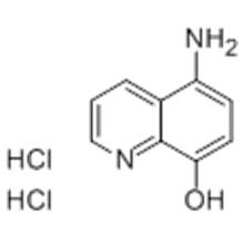8-Quinolinol, 5-amino-,hydrochloride (1:2) CAS 21302-43-2
