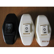 switchs on line 301-3P WHITE AND BLACK MATERIAL