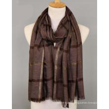 2017 горячая распродажа печать мода мерцание вискоза простые золотые бляшки шарф длинные платки мусульманские хиджаб шарфы головы шарф блестка
