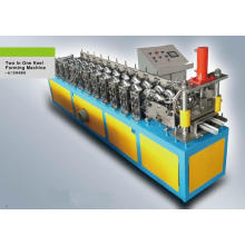 2016 Hot Stud Framing Kalte Rolle Formmaschine mit Kettenantrieb