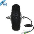 10 Inch Brushless Hub Motor Disc Brake Electric Scooter 48v