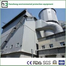 Operación de desulfuración y desinfección - Extracto de polvo