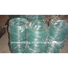 Dark Green PVC Coated Wire