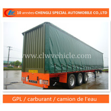 Side Rideau Semi-Remorque 35t (semi trailer)
