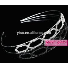 Nouveau style haute qualité accessoires de cheveux en cristal nuptiale