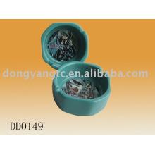 Fornecedores de cinzeiro de cerâmica personalizado grosso, cinzeiro livre de fumo