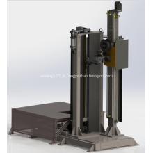 Équipement de soudage automatique vertical à couture longitudinale