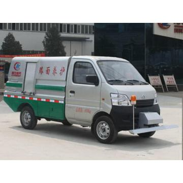 Gasolina Type Small Road Cleaning Vehicle 3CBM