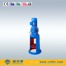 Agitador reductor mezclador de rueda de aguja cicloide de eje paralelo serie Hxl