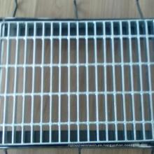 Rejilla galvanizada de la placa de la cubierta de la zanja