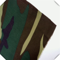 TC Woven Twill Printed Fabric For Camouflage Uniform