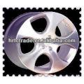 17/18 inch beautiful 5 hole 100-112replica wheel sport wheel