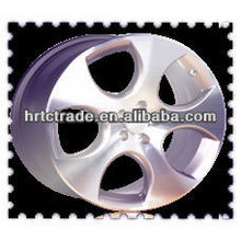 17/18 inch beautiful 5 hole 100-112replica sport car wheel