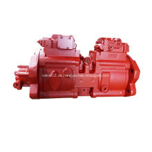 Bagger SK140-8 Hydraulische Hauptpumpe K7V63DTP Kolbenpumpe