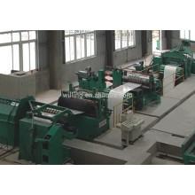 Автоматическая линия катушки для листового металла для продажи