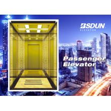 Machine d'ascenseur pour passagers sans chambre