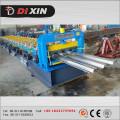 Revêtement de sol en aluminium Feuilles de placage Machines à former du froid