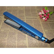Original Titanium Plate Digital LCD Display Hair Flat Iron
