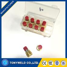 45V41Small Gaslinse für wp9 tig Fackel