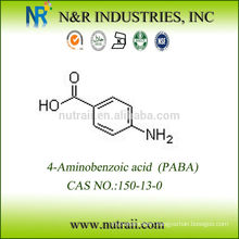 Reliable supplier 4-Aminobenzoic acid PABA 150-13-0