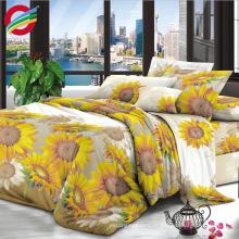 tecido poliéster impresso leve tecido colorido quente venda