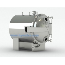 YZG Series Round Shape Vacuum Dryer