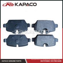 Conjunto de almofadas de freio para MINI cooper D1226 34216767145