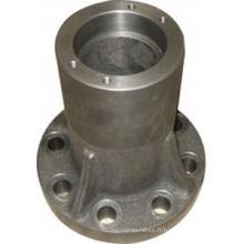 Pièces de tuyauterie de machines de matériel de bâti d'acier inoxydable (moulage de précision)