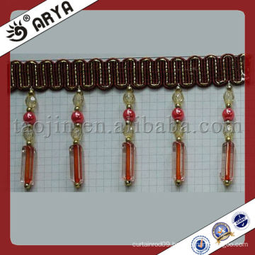 welcomed design beaded fringing trims
